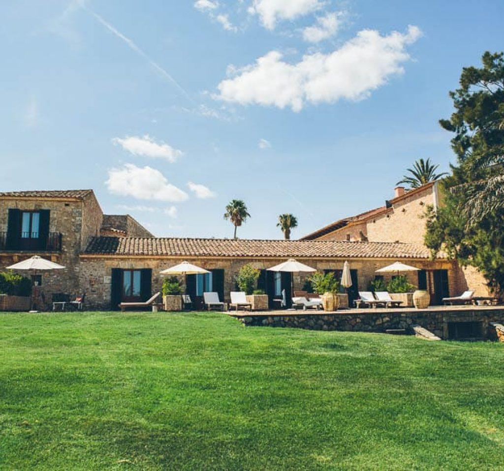 Luxury venue Casal Santa Eulalia for wedding and event in Mallorca