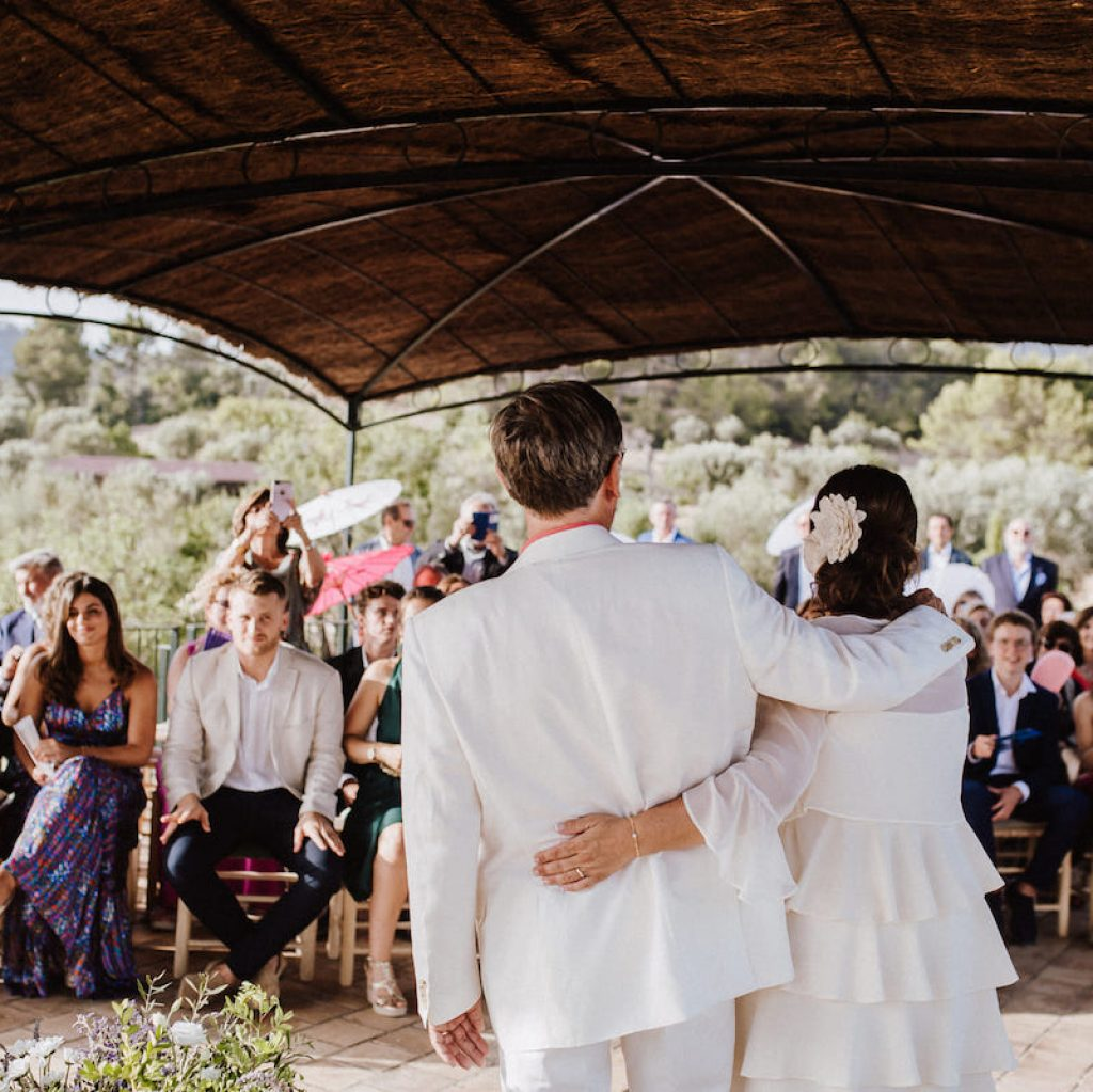 wedding venue with mountain views finca es cabas Mallorca