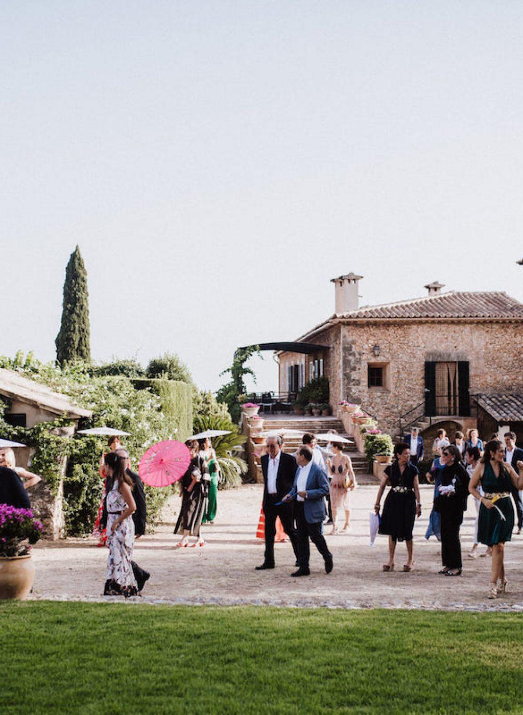 Wedding finca es cabas Mallorca