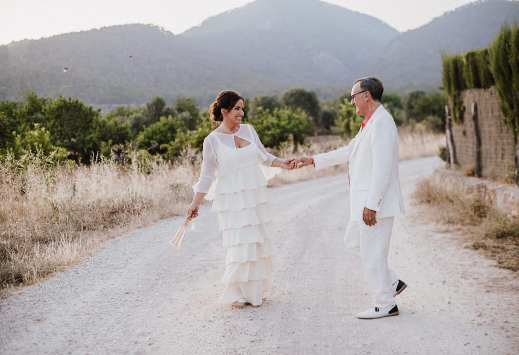 get married in the coutryside of Mallorca