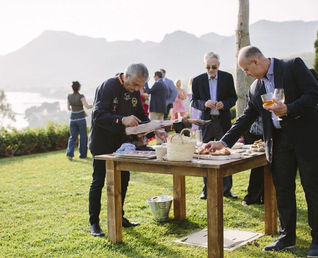 luxury venue with beautiful sea views for my event in La Fortaleza Pollensa Mallorca