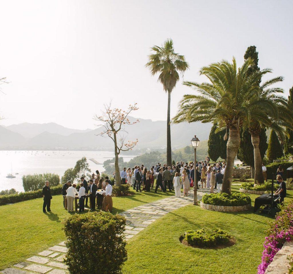 Event in la Fortaleza at Pollensa Mallorca
