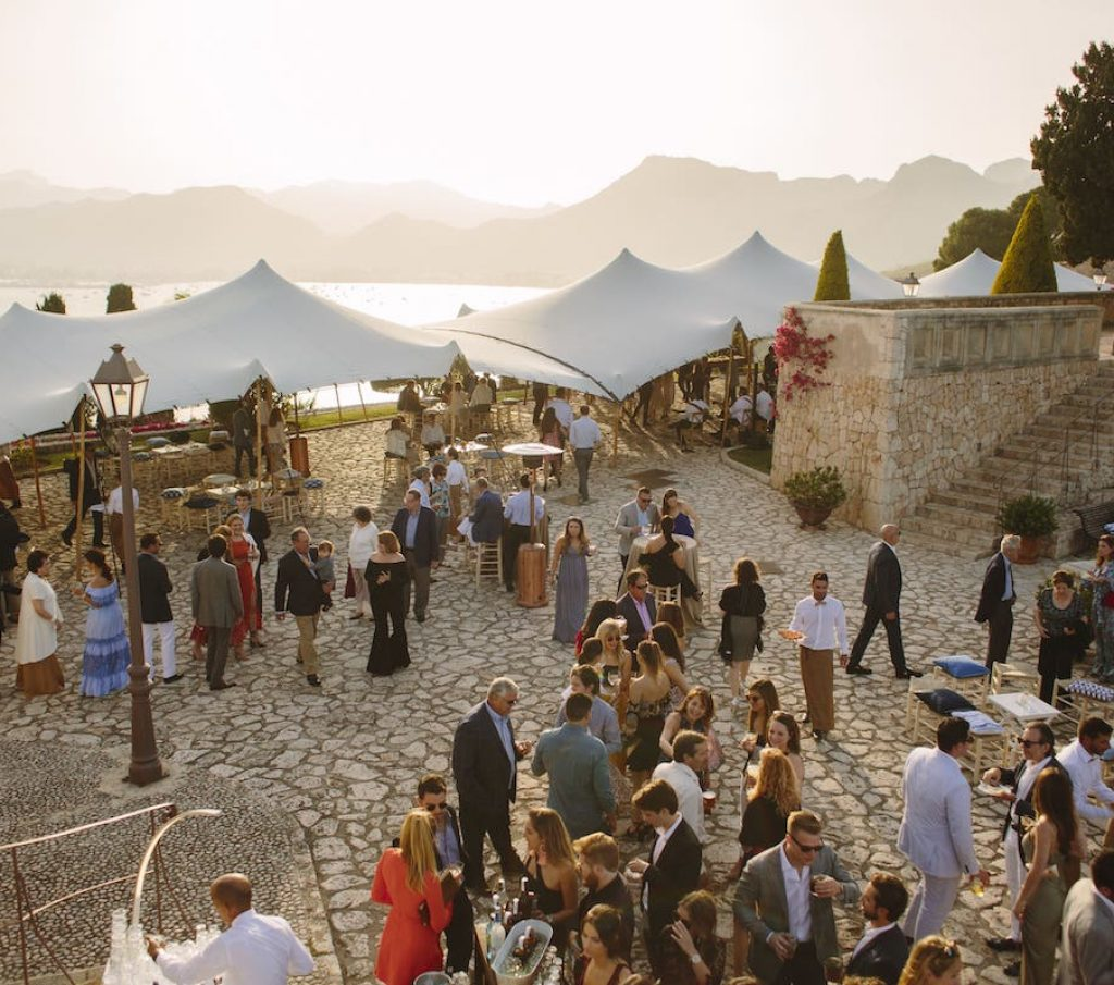 beautiful location for wedding and event in Mallorca