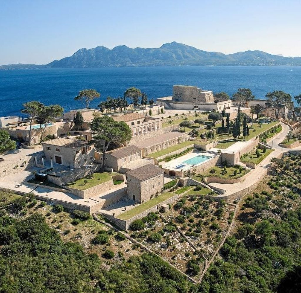 la fortaleza pollensa for wedding and event in Mallorca