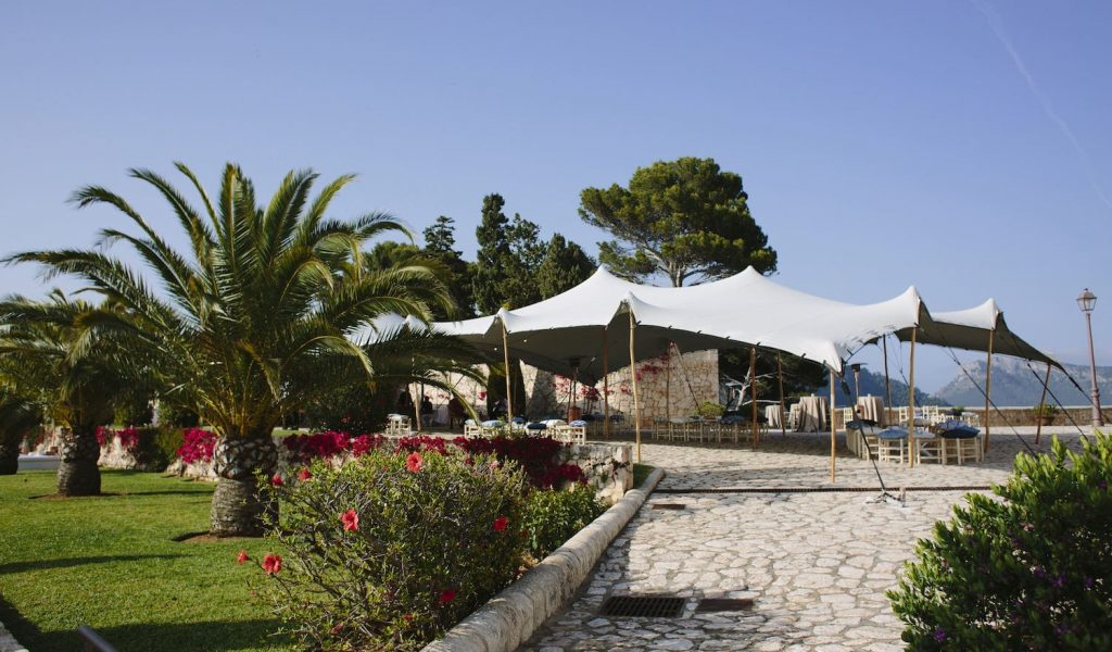 la fortaleza pollensa for rent for wedding event in Mallorca
