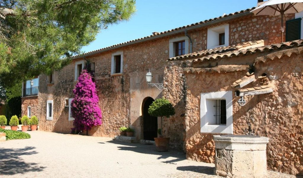 Torrent Fals Finca in Mallorca for wedding and event