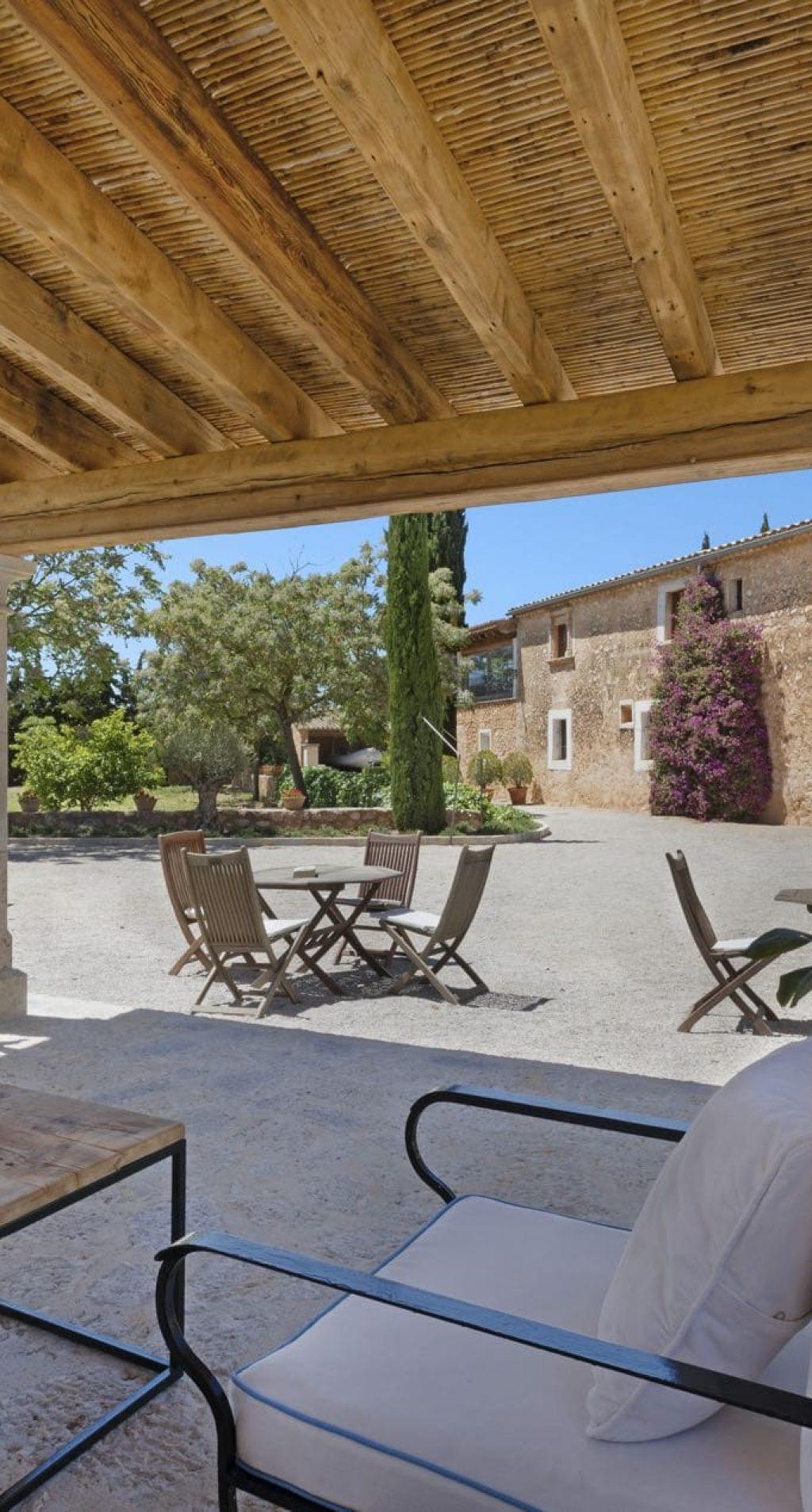 Hotel Torrent Fals en Binissalem para bodas rústicas y eventos de incentivos en Mallorca